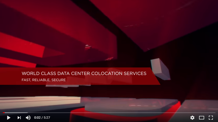 Tour of Equinix's IBX EN1 Data Center in Enschede, Holland