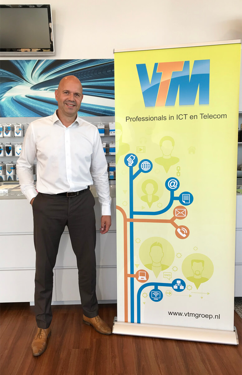 Remco Mouthaan - Projectmanager ICT en Telecom