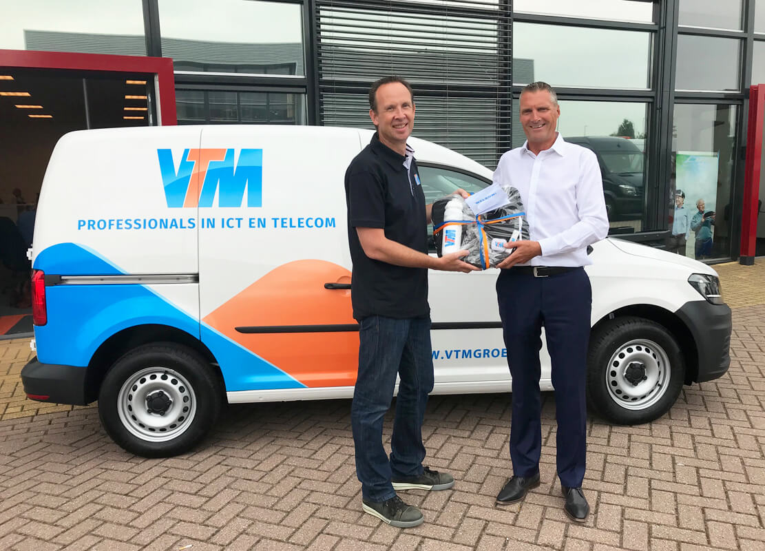 Brian Lenting - VoIP Service Engineer VTM Groep