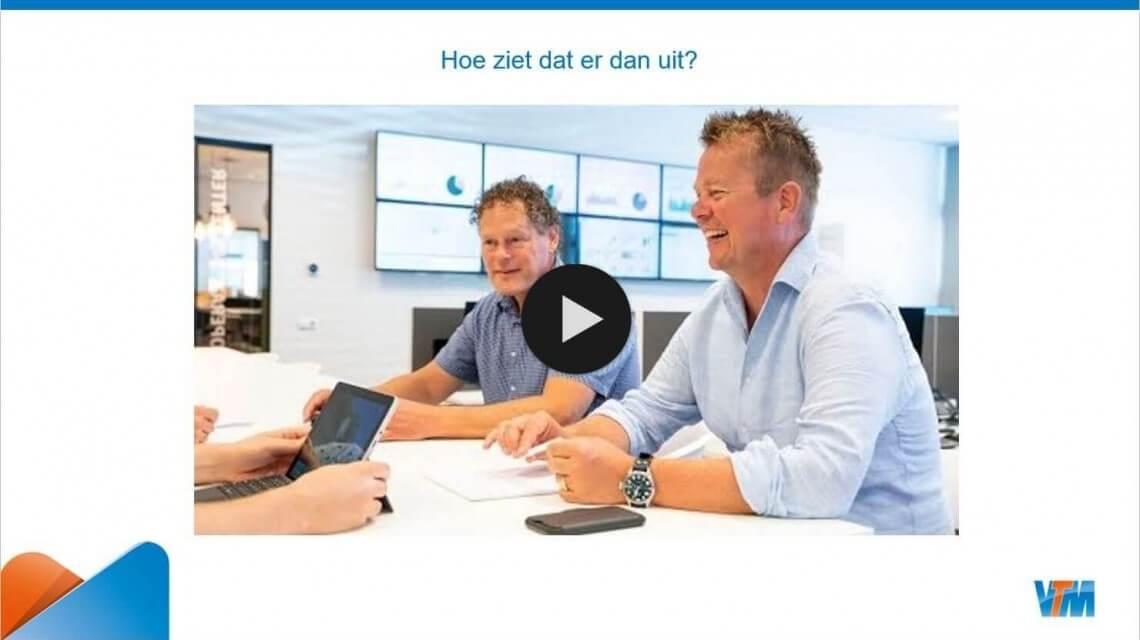 Klantpresentatie VTM Bedrijfsprofiel 5