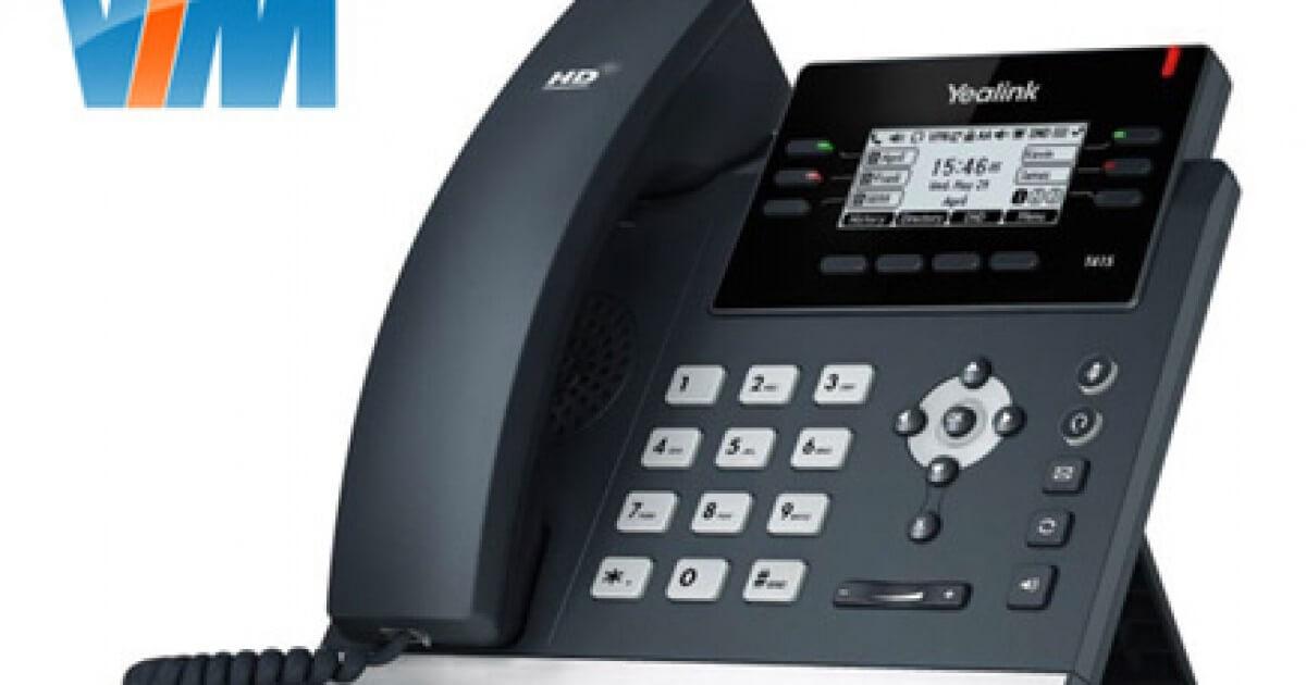 Hook Up VoIP-telefoon