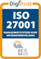 DigiTrust ISO27001 keurmerk
