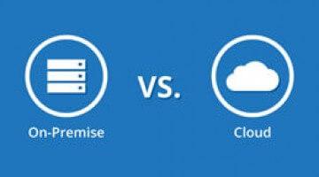 on premise cloud