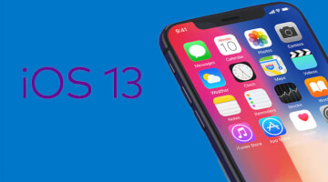 iOS 13 iPhone8