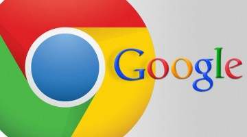 Google Chrome webbrowser