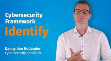 Danny den Hollander Cybersecurity Framework Identify thumb kl