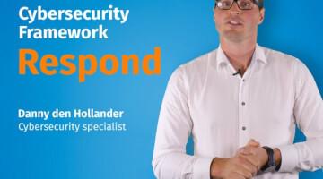 Danny den Hollander Cybersecurity Framework Respond thumb kl