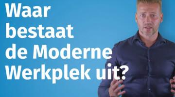 Erwin den Braber Waar bestaat de moderne werkplek uit