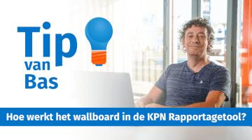Tip van Bas Peperkoorn KPN Rapportagetool Wallboard thumb