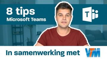 Tip van Wim 8 tips voor Microsoft Teams thumb