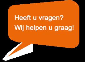 Wij helpen u graag