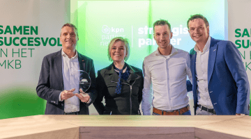 KPN Partner Network Strategische Partners 2020 VTM bokaal