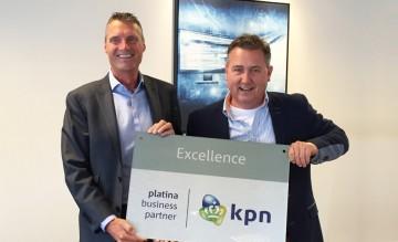 2015 - Excellence Business Partner van KPN