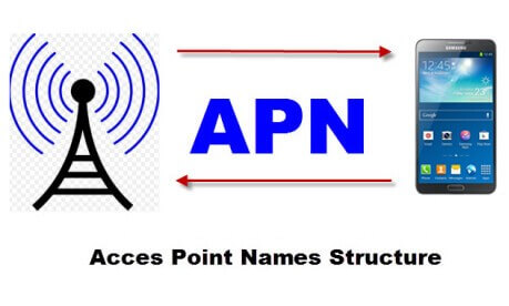 APN Access Point Name Structure