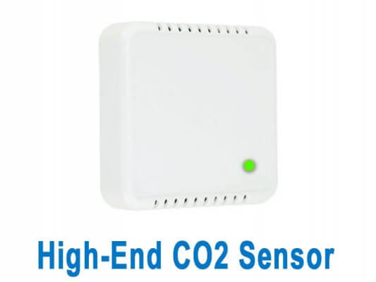 High End CO2 sensor