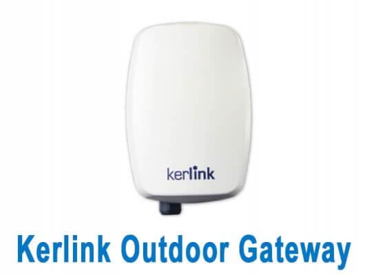 Kerlink outdoor gateway