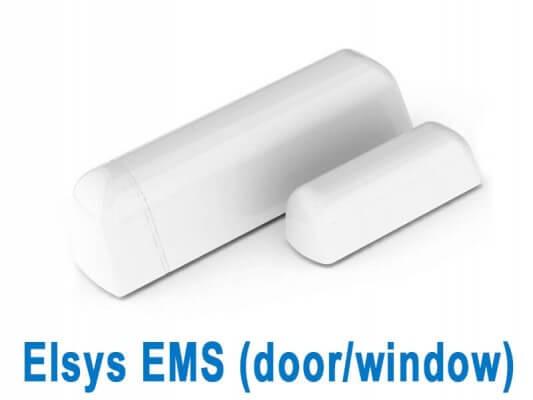 VTM Elsys EMS door window