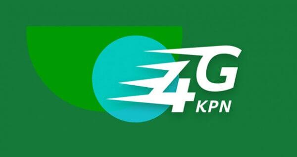 4G bellen van KPN