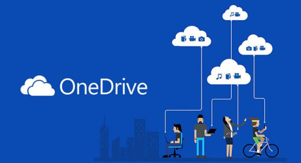 Documenten opslaan in OneDrive