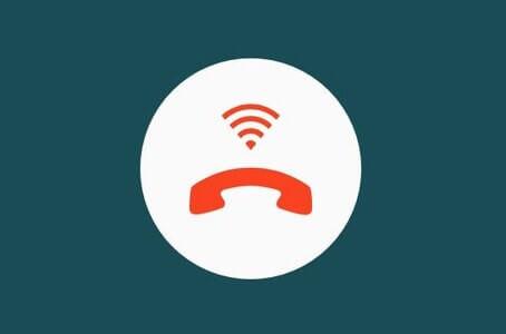 Mobiel bellen via WiFi