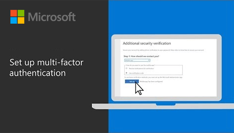 MultiFactor Authentication Microsoft 365
