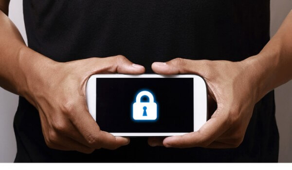 beschermen en beveiligen mobiele telefoon