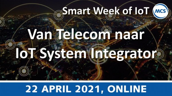 MCS Smart Week of IoT IoT System Integrator