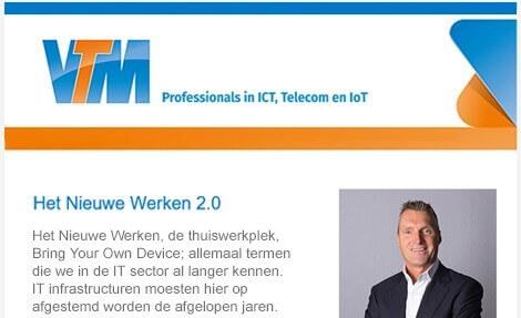 VTM business update