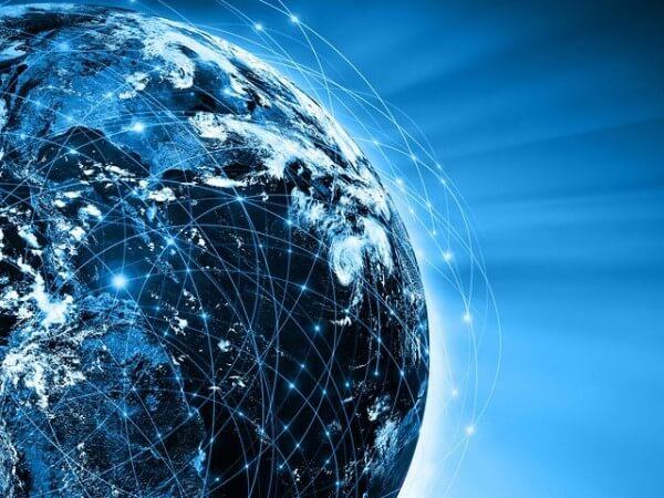 Wereldbol IoT