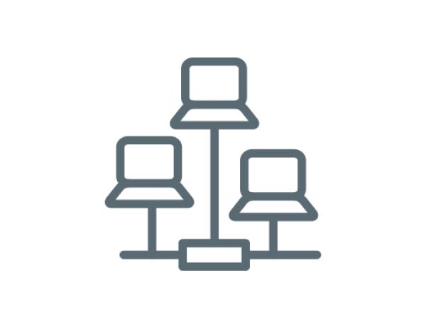 icon netwerken