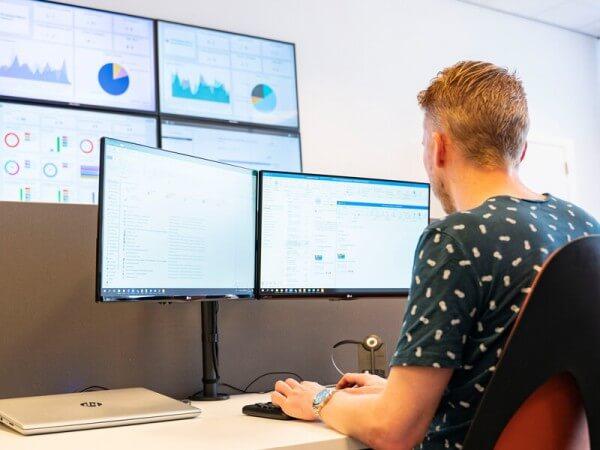 VTM Grip proactief beheer van uw ICT omgeving support inbegrepen