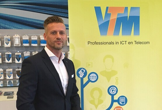 Erwin den Braber Business Consultant ICT VTM Groep 4