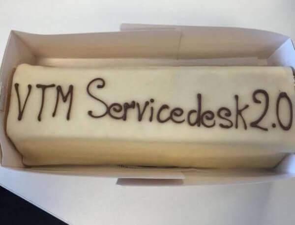 VTM Servicedesk 2punt0