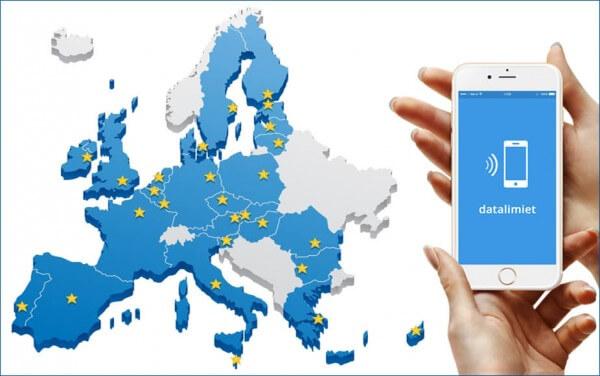 Datalimiet EU
