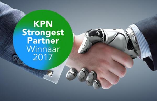 VTM Groep KPN Business Partner van het Jaar 21