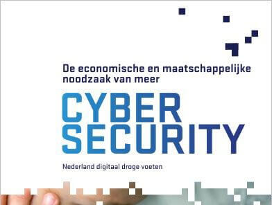 Cover Adviesrapport Cyber Security Raad kl
