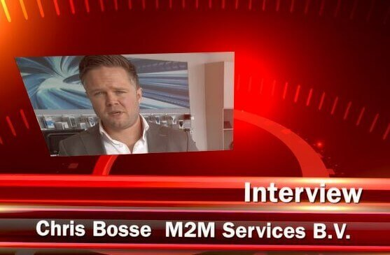 M2M Services Chris Bosse IoT Journaal