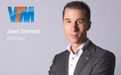 Joeri Schnetz Operationeel Directeur VTM ICT en Telecom kl