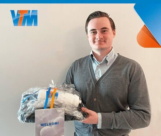 Dominic van Elswijk Business en IT Trainee VTM Groep LI