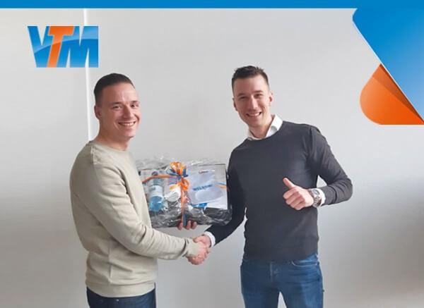Ferdi van den Dop VoIP Engineer VTM Groep LI