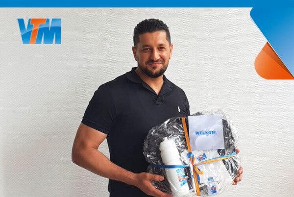 Jawid Shir Cloud Engineer VTM Groep LI