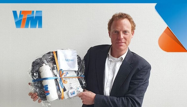 Marco Vermoen Technisch Projectleider VTM Groep LI