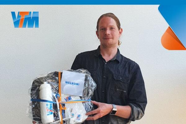 Melvin Elzing IT Trainee VTM Groep LI