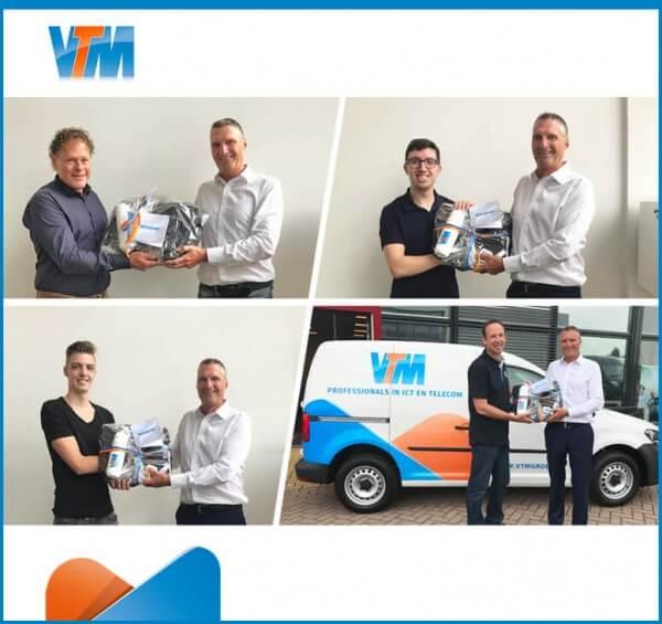Uitbreiding VTM Groep