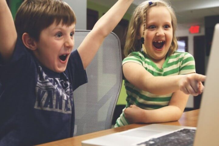 Kennissessie Kinderen Leren Programmeren