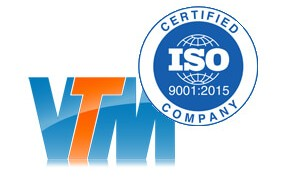 VTM Groep ISO 9001 2015