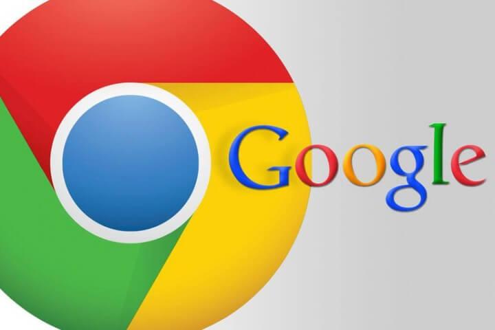 Google Chrome webbrowser
