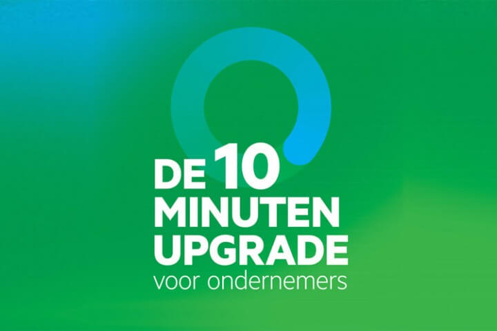 10 minuten upgrade voor ondernemers VTM