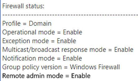 VTM Quickscan pre requirements