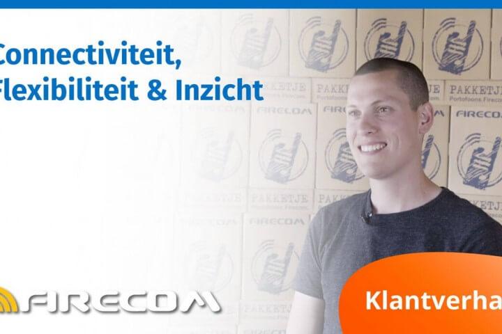 VTM klantvideo Firecom videothumb